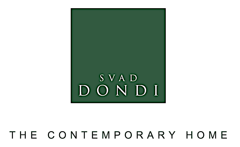 SVAD DONDI - The Contemporary Home