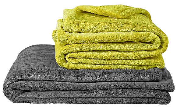 Zoeppritz Microstar Throw & Blanket - Blanket & Throws
